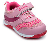 Buy Doink Pink Velcro Strap Sports Shoes