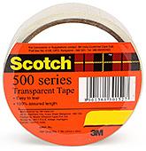 Buy Scotch 500 series Transparent Tape