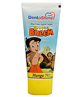 Buy Chhota Bheem Gel Toothpaste For Kids - Mango Flavour