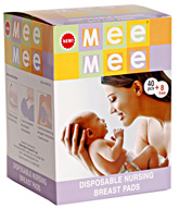 Mee Mee - Breast Pads - 40 Pieces + 8 Free