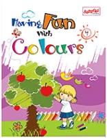 Buy Buzzers Having Fun With Colours 4 - English