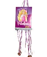 Buy Barbie Paper Pianata - Pink