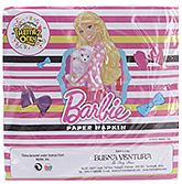 Barbie Paper Napkins - Pack of 20