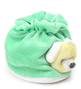 Buy  Morison Baby Dreams Baby Booties Green