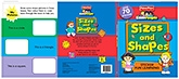Parragon Fisher Price Sizes and Shapes - Over 70 Stickers