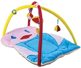 Fab N Funky Twist N Fold Move N Play Activity Gym Penguin - Blue