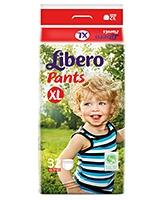 Libero Pant Style Diaper Extra Large - 32 Pieces