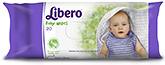 Buy Libero Baby Wet Wipes 20 Pieces