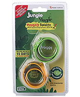 Jungle Magic Mosquito Banditz Froggy - Pack Of 2