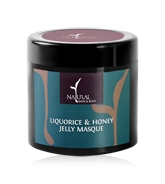 Natural Bath & Body Jelly Masque - Liquorice & Honey