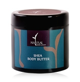 Natural Bath & Body Body Butter - Shea