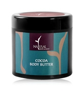 Natural Bath & Body Body Butter - Cocoa