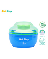 1st Step Blue Powder Box With Refill Puff