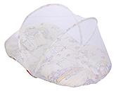 Buy Sapphire Teddy Print Mosquito Net Bedding Set - Yellow