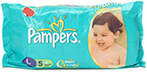 Buy Pamper Diapers Large - 5 Pieces