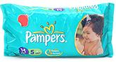 Buy Pampers Baby Diaper Medium - 5 Pieces
