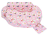 Advance Baby Full Feeding Pillow Multi Print Pink