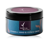 Natural Bath & Body Hand & Cuticle Cream - With Vitamin E
