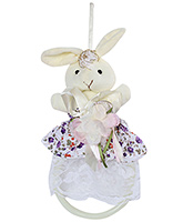 Buy Fab N Funky Rabbit Design Ring Napkin Hanger