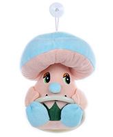 Buy Fab N Funky Mushroom Shape Napkin Hanger - Blue