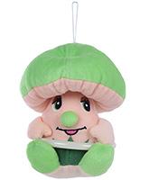 Buy Fab N Funky Mushroom Shape Napkin Hanger - Green