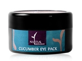 Natural Bath & Body - Eye Gel Pack - Cucumber