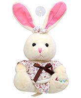 Buy Fab N Funky Rabbit Pattern Napkin Hanger - Floral Print