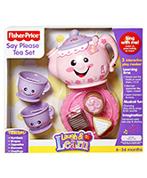 Fisher-Price Laugh And Learn Say Please ... 6 - 36 Months, Teaches : Numbers, Shapes, Opposites,...