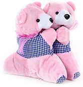 Buy Fab N Funky Teddy Pattern Curtain Tieback - Pink