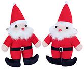 Buy Fab N Funky Santa Claus Pattern Curtain Tieback - Red