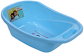 Fab N Funky Blue Bath Tub - Best Friends Print