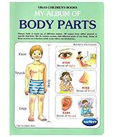 Buy NavNeet My Album Of Body Parts - English