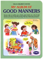 Buy NavNeet My Album Of Good Manners - English