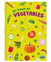 Buy NavNeet My Album Of Vegetables - English