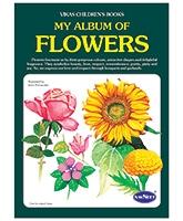 Buy NavNeet My Album Of Flowers - English