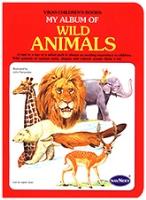 Buy NavNeet My Album Of Wild Animals - English