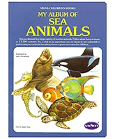 Buy NavNeet My Album Of Sea Animals - English
