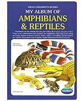 Buy NavNeet My Album Of Amphibians And Reptiles - English