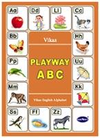 Buy NavNeet Vikas Playway ABC - English