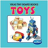 Buy NavNeet Vikas Tiny Board Books Toys - English