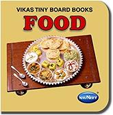 Buy NavNeet Vikas Tiny Board Books Food - English