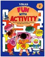 Buy NavNeet Vikas Fun With Activity Part 2 - English