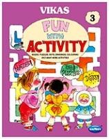 Buy NavNeet Vikas Fun With Activity Part 3 - English