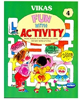 Buy NavNeet Vikas Fun With Activity Part 4 - English