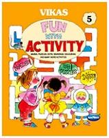 Buy NavNeet Vikas Fun With Activity Part 5 - English