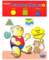 NavNeet Vikas Learning Shapes Part 1 - English