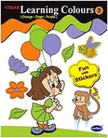 Buy NavNeet Vikas Learning Colours Part 2 - English