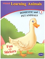 Buy NavNeet Domestic And Pet Animals Part 2 - English