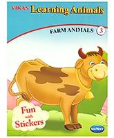 Buy NavNeet Farm Animals Part 3 - English