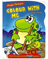 Buy NavNeet Magic Picture Colour With Me Farry Frog - English